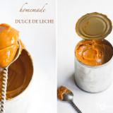 Evdə Hazırlanmış Asan Dulce de Leche