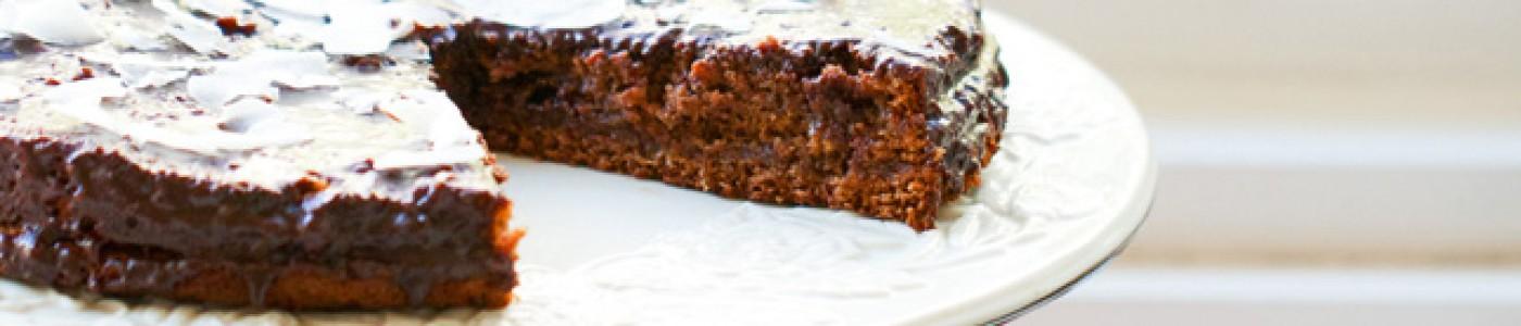 Vyana Şokolad Tortu