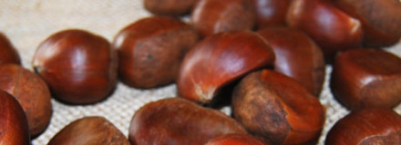 How to Peel Chestnuts