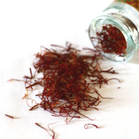 How to Make Saffron Water
