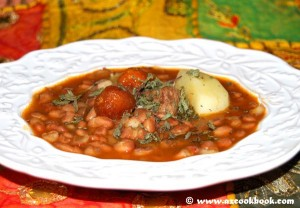 Dried Bean Soup