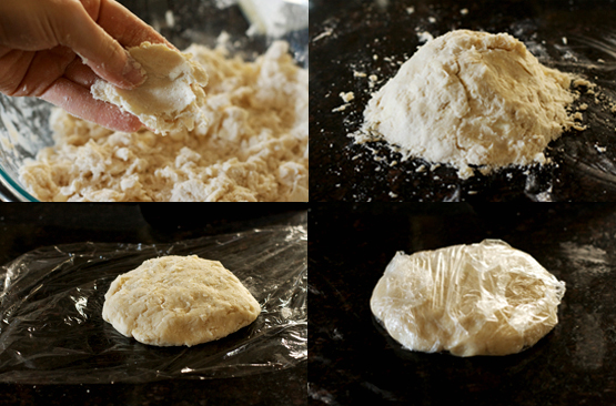 Making Pie Dough