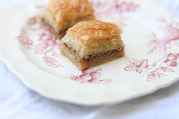 Turkish Baklava - Step by Step