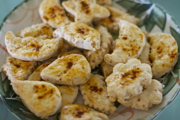 Savory Cheese Cookies