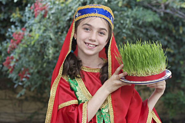 Happy Novruz! Happy Spring! Happy New Beginnings!