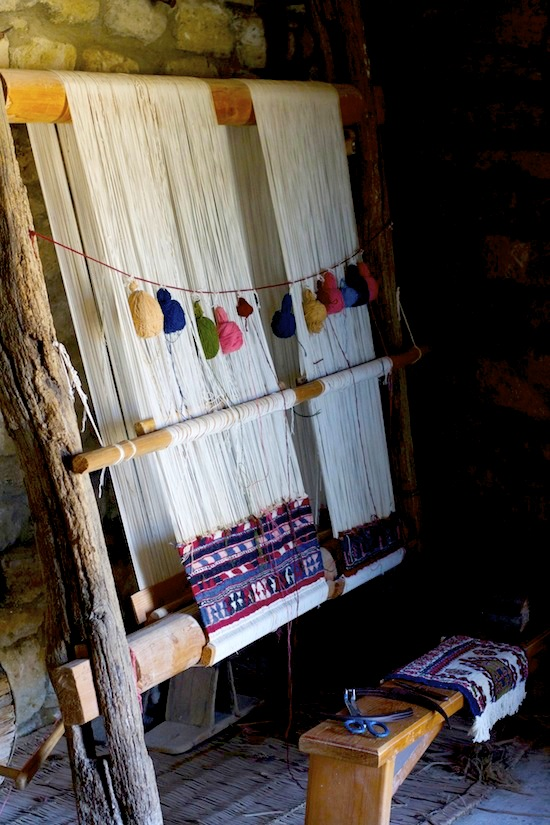 Carpet Weaving in Baku