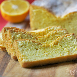 French Citrus Cake