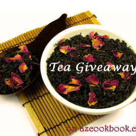 Tea Giveaway  - Bella Rosa! - WINNERS Announced