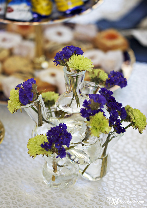Tea Table Centerpiece