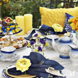 Tea Party Tablescapes + Some Exciting News!