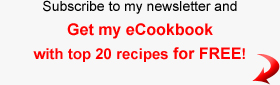 Subscribe to AZ Cookbook email updates
