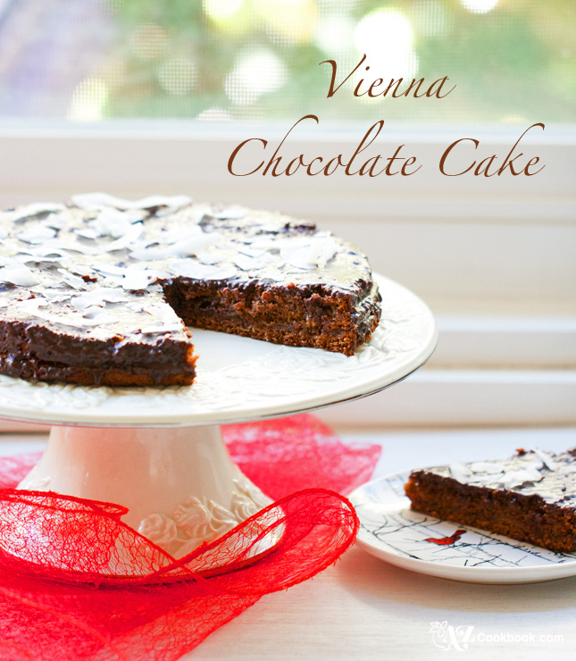 Vienna Chocolate Cake