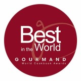 We Won Gourmand Best in the World Award!