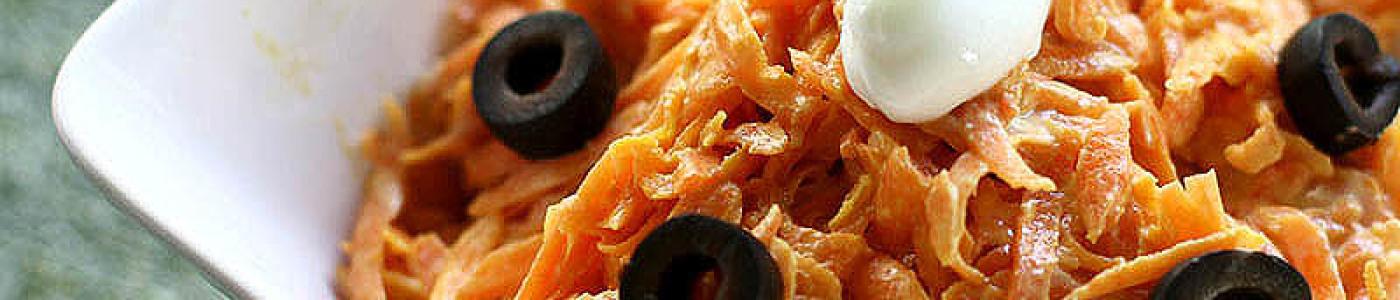 Carrot Salad - Healthy, Simple, Delicious