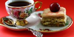 Opera Cake - Daring Bakers Challenge