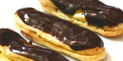 Eclairs - Daring Bakers Challenge