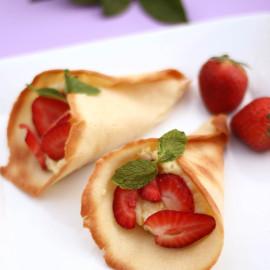 Tuiles - Daring Bakers Challenge