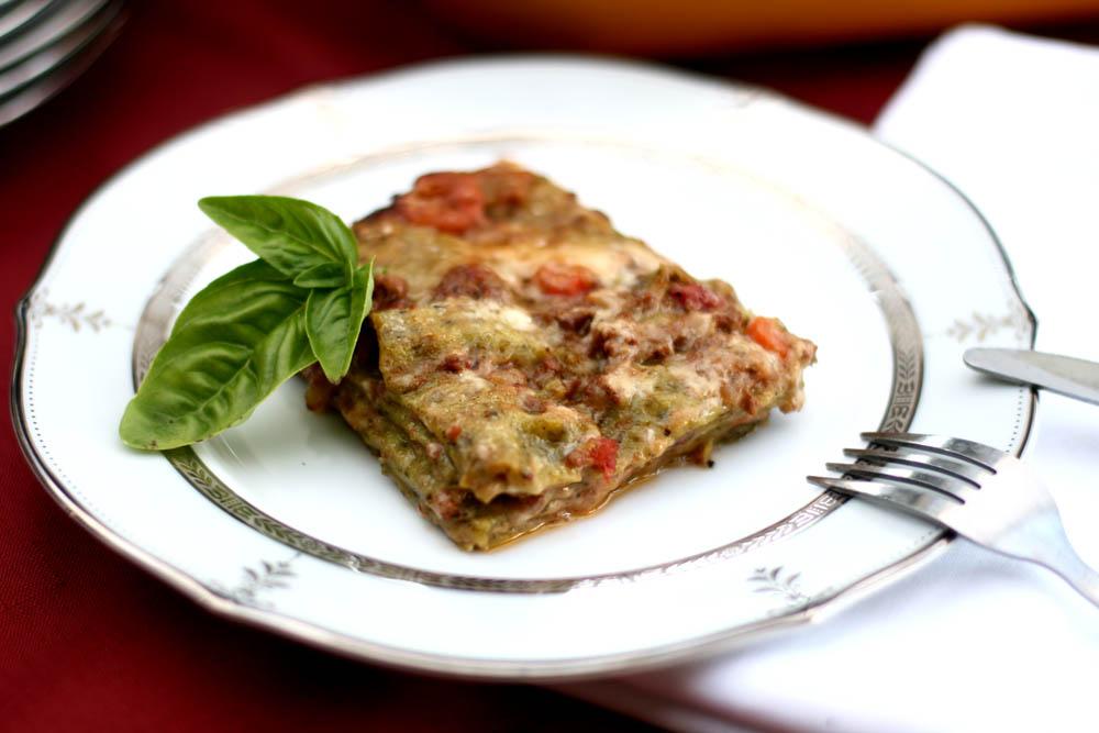 Lasagna Verdi