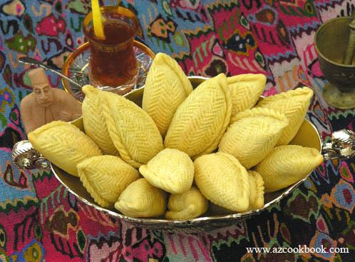 Азербайджанские сладости на новруз рецепты