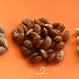 How to Skin Raw Almonds