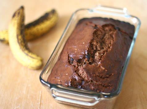 Şokoladlı Bananlı Keks