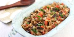 Moldavian Mushroom Stew (Tokana)