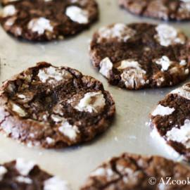 Chocolatiest Crinkles