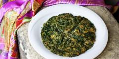 Fresh Herb Kükü (Goyerti Kyukyusu)