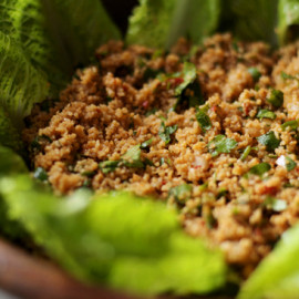 Turkish Bulgur Salad
