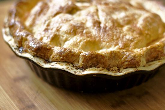 Pie Crust (Pâte Brisée)