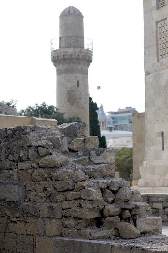 Baku's Old City