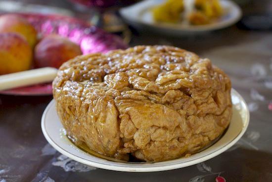 Sweet Omlette Cake