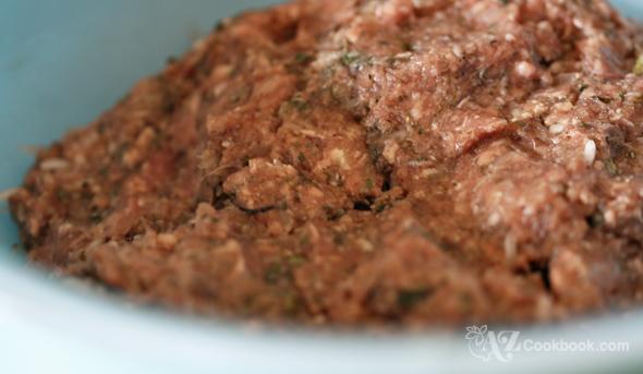 Azerbaijani Meatball Soup (Kufte-Bozbash)