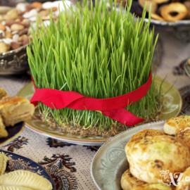 Happy Spring! Happy Novruz!