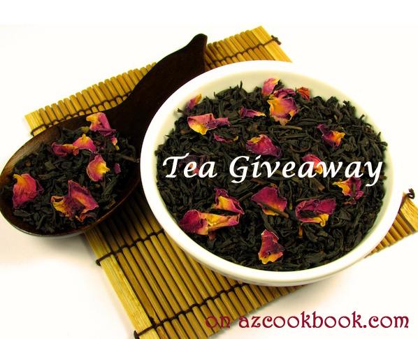Bella Rosa Tea Giveaway
