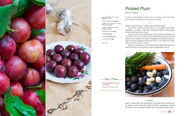 Pickled Plum