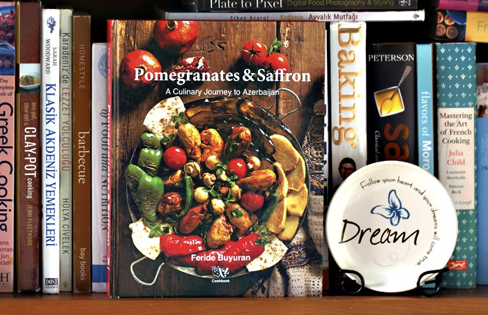 Pomegranates and Saffron