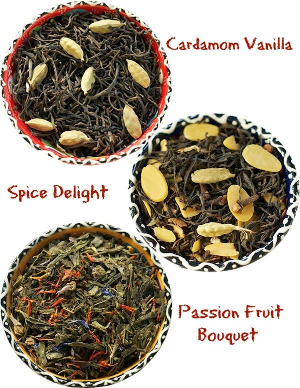 AZCookbook Tea Sampler Pack