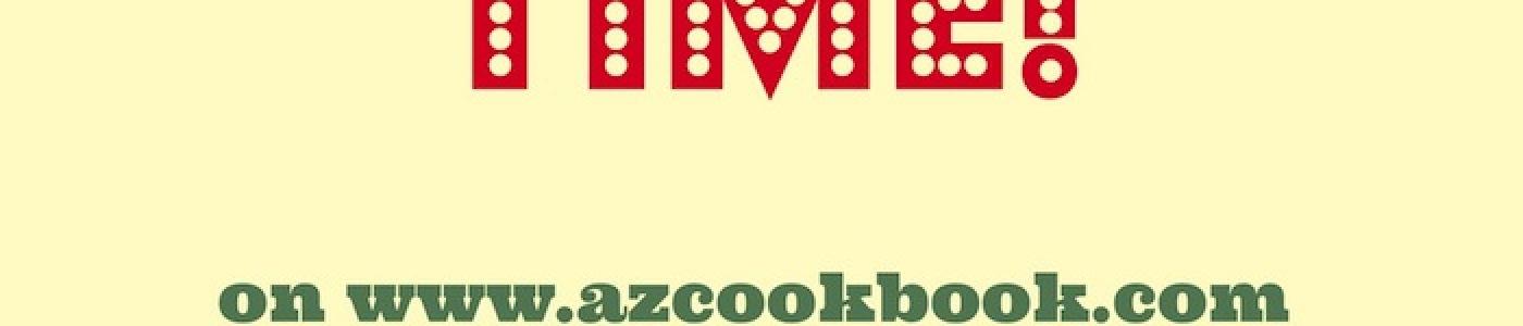 AZ Cookbook Tea Blends Giveaway! (Winners Announced)