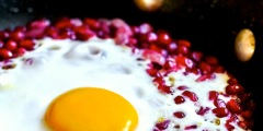 Pomegranate with Eggs (Narnumru)