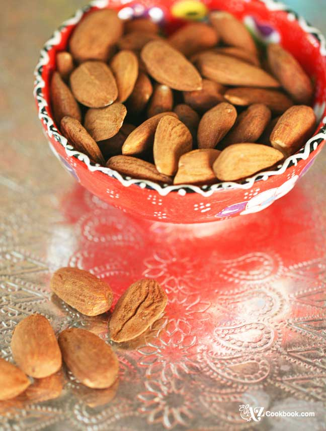AZ Cookbook - Almonds