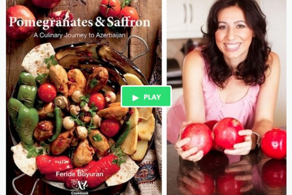 "Support ""Pomegranates & Saffron"" on Kickstarter"