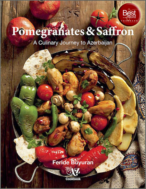 Pomegranates And Saffron | Best-in-the-World-Award-by-Gourmand-2014